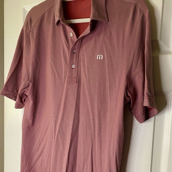 Travis Matthew Polo Shirt - Size S